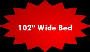 """102"""" Inch Wide Trailer"""