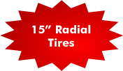 15 inch tires