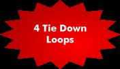 Tie Down Loops