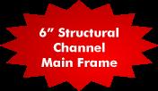 6 Inch Main Frame
