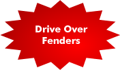 Drive Over Fenders