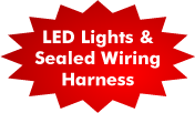 Sealed Factory Wire Harness