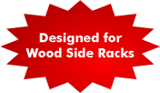 Wood Side Trailer
