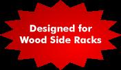 Wood Side Trailer