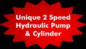 2 speed cylinder