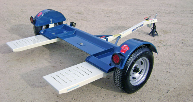 Quality Tow H D Car Dolly Johnson Trailer Co