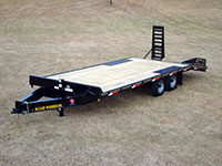 Deckover ATV Package Trailer