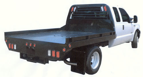 Dodge Dually Flatbed