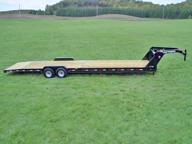 Low Profile Gooseneck Trailer Johnson Trailer Co