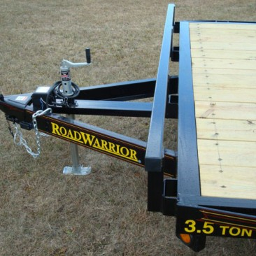 3.5 Ton Deckover/ATV Trailer