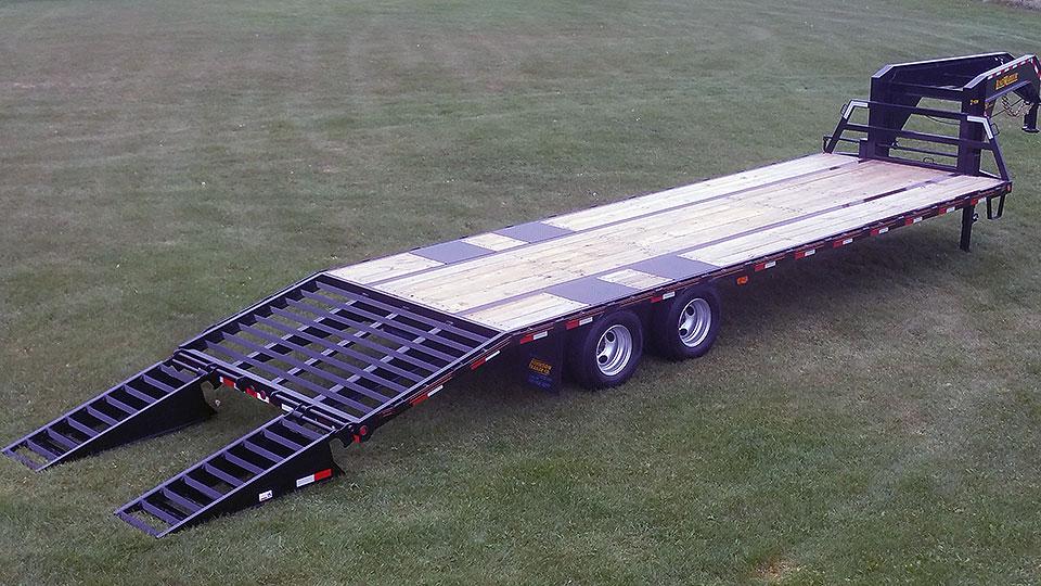 wiring diagram gooseneck trailer