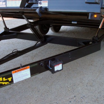 5 Ton Car & Equipment Tilt Bed Trailer