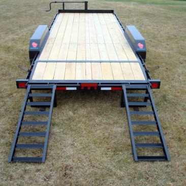 6 Ton Equipment Trailer