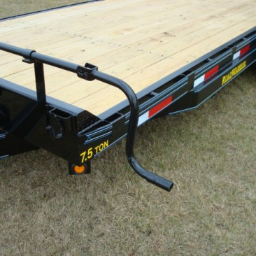 7.5 Ton Equipment Trailer