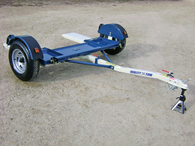Quality Tow H.D. Car Dolly - Johnson Trailer Co.
