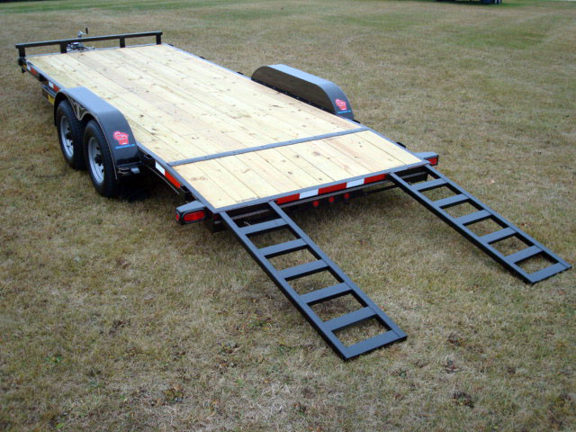 5 Ton Car Hauler Trailer on heavy truck wiring diagrams