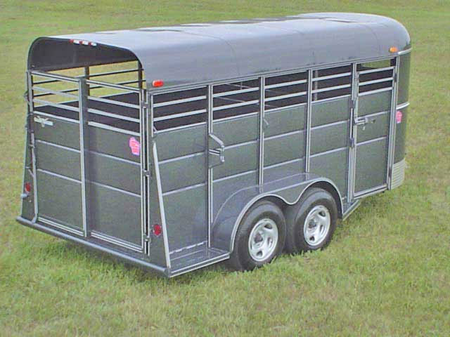 Wiring Diagram For Horse Trailer : Kiefer built horse trailer wiring diagram charmac
