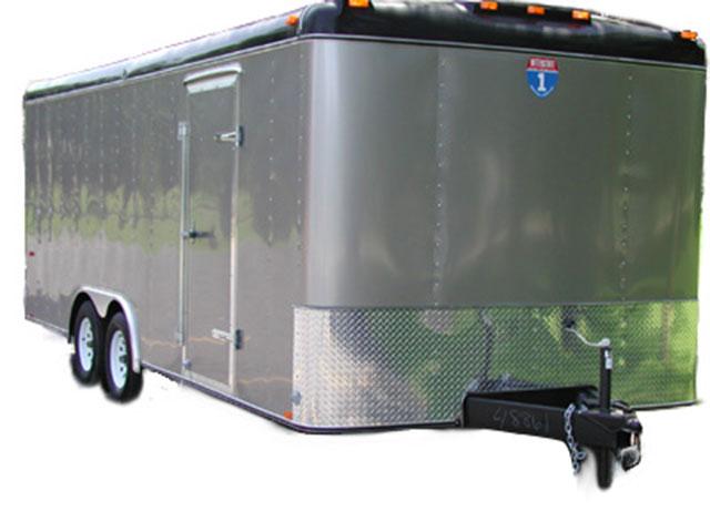 I series 6', 7' & 8 1 2' wide tandem axle johnson trailer co 7 Plug Wiring Diagram 7-Wire Trailer Wiring Diagram with Brakes Dump Trailer Wiring Harness