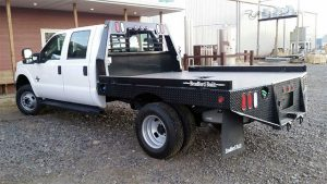 bradford built flatbed wiring diagram steel workbed truck bed - johnson trailer co.