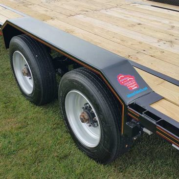 10 Ton Equipment Trailer